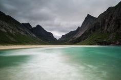 Horseid Beach, Norway