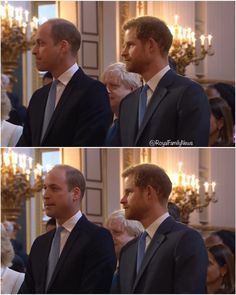 E  Athe Duke Of Cambridge And Prince Harry Attended The Commonwealth Heads Of
