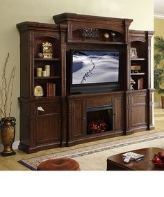 fireplace entertainment centers on pinterest faux fireplace electric fireplaces and. Black Bedroom Furniture Sets. Home Design Ideas