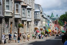 Old Quebec City Quebec Canada Old Quebec, Montreal Quebec, Montreal Canada, Quebec City, Capital Of Canada, O Canada, Canada Travel, Westminster, Ottawa