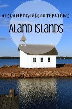 Island Travel Interviews- Baltic Sea Islands, Take 1 (Aland Islands) Europe Destinations, Europe Travel Tips, European Travel, Travel Info, Travel Guides, Finland Travel, Backpacking Europe, Baltic Sea, Ways To Travel