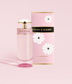 Prada Launches a New Fragrance, Candy Florale