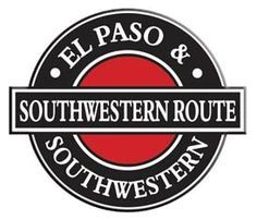 El Paso and Southwestern Railroad.  1888–1961.   Merged into the Southern Pacific in 1955; the Texas subsidiary remained until 1961.