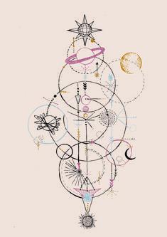 Mini Tattoos, Body Art Tattoos, Small Tattoos, Tatoos, Art Drawings Sketches, Tattoo Drawings, Aquarell Tattoos, Tattoo Stencils, Moon Art