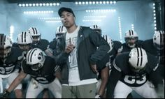 News Media student co-directed new music video for BYU football