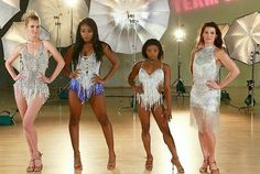 Team Girl Group DWTS