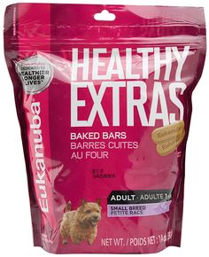 EUKANUBA Healthy Extras Dog Treats -- Insider's special review you can't miss. Read more  : Dog treats