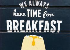 DesignMuseum high street fonts from #Cheltenham #breakfast  via @richardovery