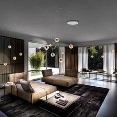 deckenlampe spinne wohnzimmer