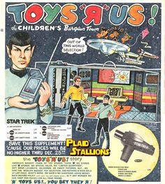 Mego Star Trek.. i loved this toy