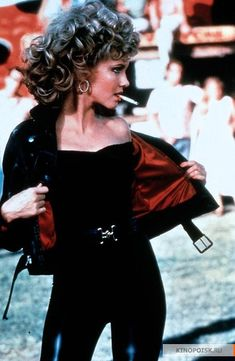 Grease, and that outfit! Love this movie
