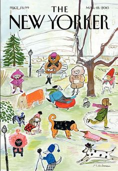 The New Yorker - March 18, 2013