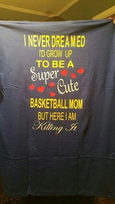 Basketball Mom Shirts