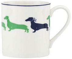 kate spade new york Wickford Dachshund Accent Mug on shopstyle.com