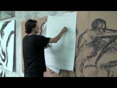 Miguel Hernandez-Valoarte 2011 - YouTube  Gesture Drawings