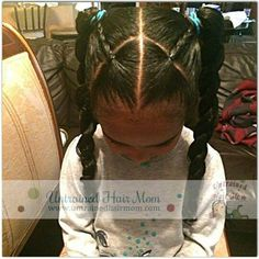 10 Pony Tail Hair Style for Every Occasion - Ultimate Fashion Trends for Girls Childrens Hairstyles, Lil Girl Hairstyles, Girls Natural Hairstyles, Natural Hairstyles For Kids, Princess Hairstyles, Ponytail Hairstyles, Toddler Hairstyles, Beautiful Hairstyles, Curly Hair Styles