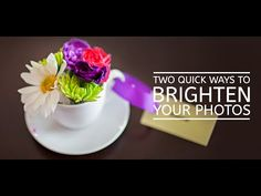 Two Quick Ways To Brighten Your Photos » Floating Lights Photography   Castlegar, BC, Photographer