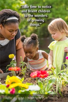Helpful, practical tips for starting a small garden in your toddler or preschool playground. Tap through to read the article.