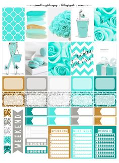 Counting Sheepy: Free Planner Printables - Buy Me Tiffany's