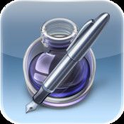 Pages - Pages is a word processing app that works like word and publisher in one. (Paid)