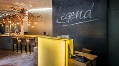Hotel Legend en París | Splendia - http://pinterest.com/splendia/