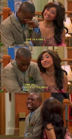 "When London cheered up Mr. Moseby: | Community Post: 21 Of The Most Underrated Moments From ""The Suite Life Of Zack And Cody"""