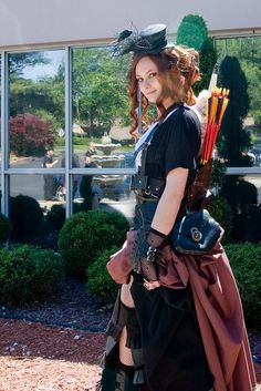 20100515-IMG_2347 by Steampunk Family the von Hedwigs, via Flickr
