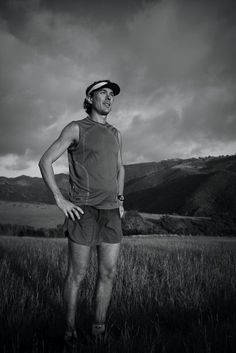 Scott Jurek- Ultramarathon Runner- Vegan