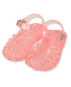 Prenatal peuter waterschoentjesin roze, kleinste maat 19-21voor 1 jaar