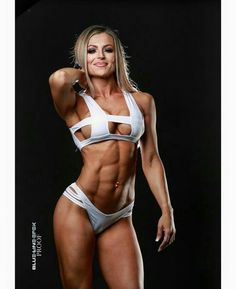 Chyanne Eve - - The Fitness Girlz Love Fitness, Muscle Fitness, Fitness Women, Sexy Bikini, Ripped Girls, Fitness Motivation Pictures, Muscular Women, Muscle Girls, Bodybuilding Workouts