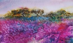Lacy Landscape - Ann Blockley