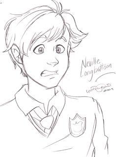 Neville Longbottom by irishgirl982.deviantart.com on @deviantART