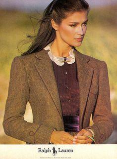 Tweed ~ Ralph Lauren