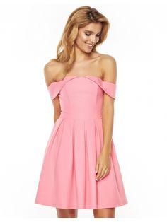 Sukienka Julietta w kolorze różowym