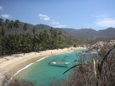 Our experience exploring the #Tayrona #nationalpark on Colombia's #Caribbean #coast #travelpics #amazing #beach #ocean #colombia #southamerica