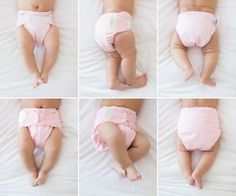 How To Cloth Diaper A Newborn and beyond! - everything you need to know with tips and tricks! #clothdiapers