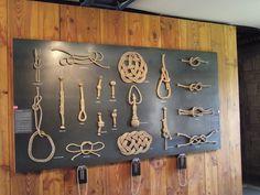 Tableaux de nœuds.