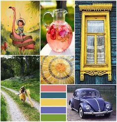 You have (P)inspired me! Paper Issues mood board