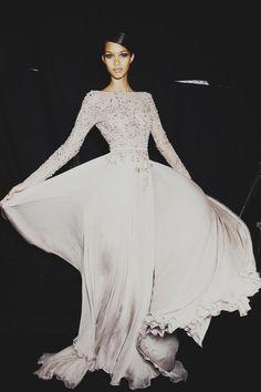 Elie Saab Couture FW 2013 pinterest.com/sahstarr