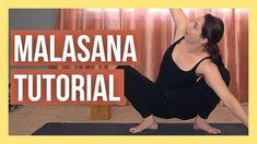 Malasana Yogi Squat Pose Tutorial - Tips & Tricks for Beginners yoga poses for beginners VISHWAKARMA PUJA : IMAGES, GIF, ANIMATED GIF, WALLPAPER, STICKER FOR WHATSAPP & FACEBOOK #EDUCRATSWEB