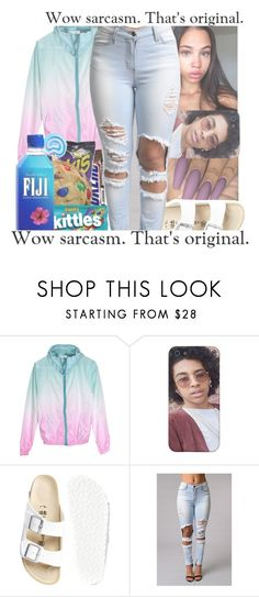 """""""🌸✨🌸✨🌸✨"""" by geazybxtch24 ❤ liked on Polyvore featuring Birkenstock"""