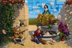 Vintage of Joy II   2013  -   Michael Cheval