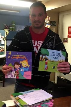It's not too late to give the gift of books to children in need! Ask us about our Books for Bambinos program at littleegg@cox.net  Your generous donation can benefit charities like Ryan House!