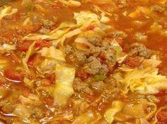Creole Cabbage Recipe - Soul.Food.com