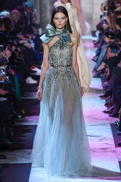 Elie Saab | Haute Couture - Spring 2018 | Look 8
