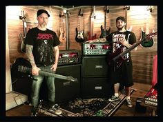 Força Metal BR: Legacy of Kain: guitarristas são os mais novos art...