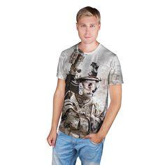 Мужская футболка ФСБ Альфа