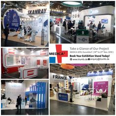 Take a glance at our Opulent Exhibition Stand for MEDICA 2019 Düsseldorf. MEDICA 2019 Düsseldorf will be held from 18 Nov, 2019 to 21 Nov, 2019 Exhibition Stand Builders, Eastern Europe, Germany, France, Marketing, Projects, Design, Log Projects, Deutsch