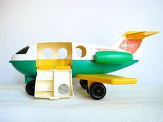 Fisher Price Toy Airplane