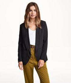 H&M Blazer aus Kreppstoff 29,99 € 31-1552